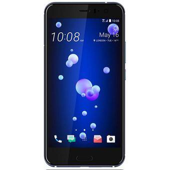 HTC U11 Dual Sim (6GB, 128GB) 4G LTE - Plateado