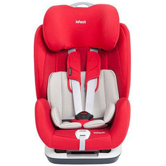 Compra silla de auto infanti butaca apolo isofix stone red for Silla de auto infanti