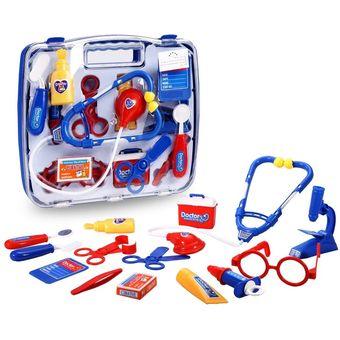 agotado juguetes educativos set de mdico herramienta para ninosmorado