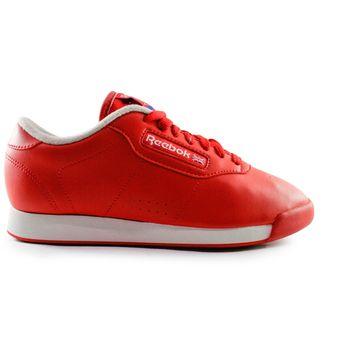 tennis reebok rojos
