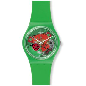 reloj swatch ggverde
