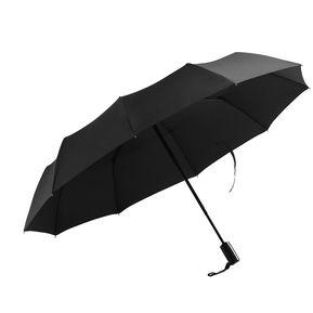 paraguas de viaje automtico trifold ne