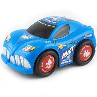 juguetes para nios carro azul de carreras regalo infantil navidad aguinaldo diciembre papa noel
