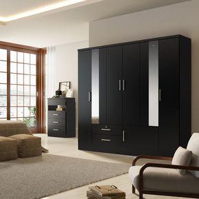 Closet baratos vestidores de estilo industrial por birgit for Closet armables economicos