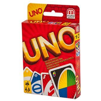 Compra juego de cartas uno entretenimiento juegos de azar for Cazafantasmas juego de mesa