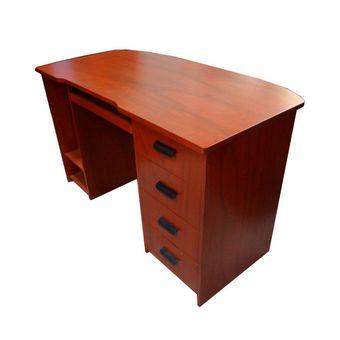 amoblados fysa escritorio mdulo para computadora oficina y estudio cedro