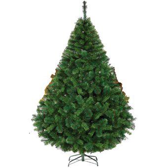 Compra arbol de navidad boston verde 250 cm altura 32880 - Arbol artificial de navidad ...