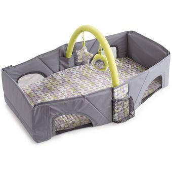 agotado cuna cama de viaje para bebe portatil plegable en mochila summer infant