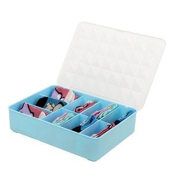 Compra pixnor cajas de almacenaje plegables con 9 rejillas - Cajas almacenaje ropa ...
