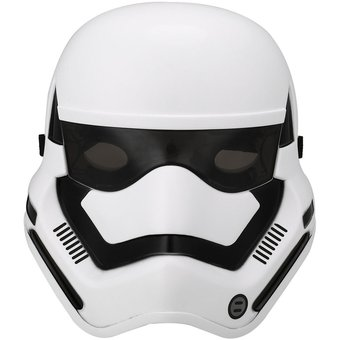 Máscara LED Star Wars Stormtrooper Darth Vader casco del traje de mascarada
