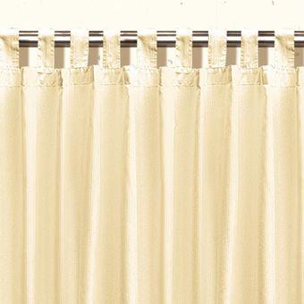 cortinas palma ecobambu beige - Cortinas Beige