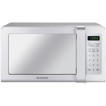 Compra horno de microondas daewoo kor 662m 0 7 pies 10 for Horno microondas pequeno