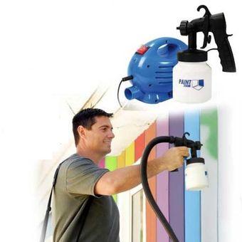 compresor pistola para pintar fcil y rpido paint zoom