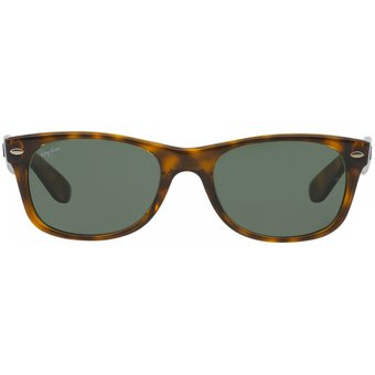Ray Ban Wayfarer 2132 902 Marco Carey / Lente Verde Talla M Gafas De Sol