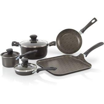 Compra bater a de cocina imusa 8 piezas antiadherente for Productos cocina online