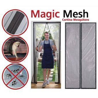 Compra Magic Mesh Cortina Magica Magic Mesh Anti Moscos
