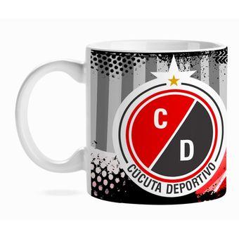 Compra Mug Equipo De Fútbol Cúcuta Deportivo No. 11 online