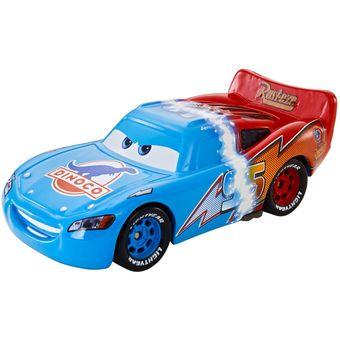 Compra rayo mcqueen transformable serie 95 cars mattel - Cars en juguetes ...