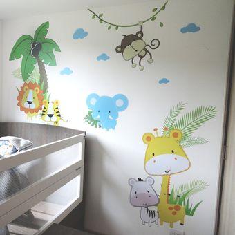 vinilo decorativo infantil por ejemplo j