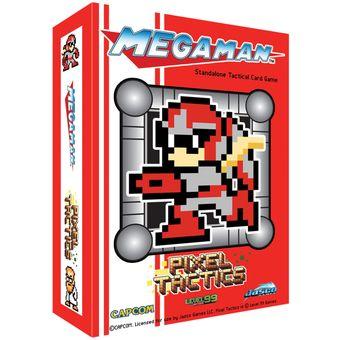 Megaman Pixel Tactics Proto Man Red Box